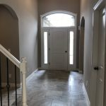 Split Level Foyer
