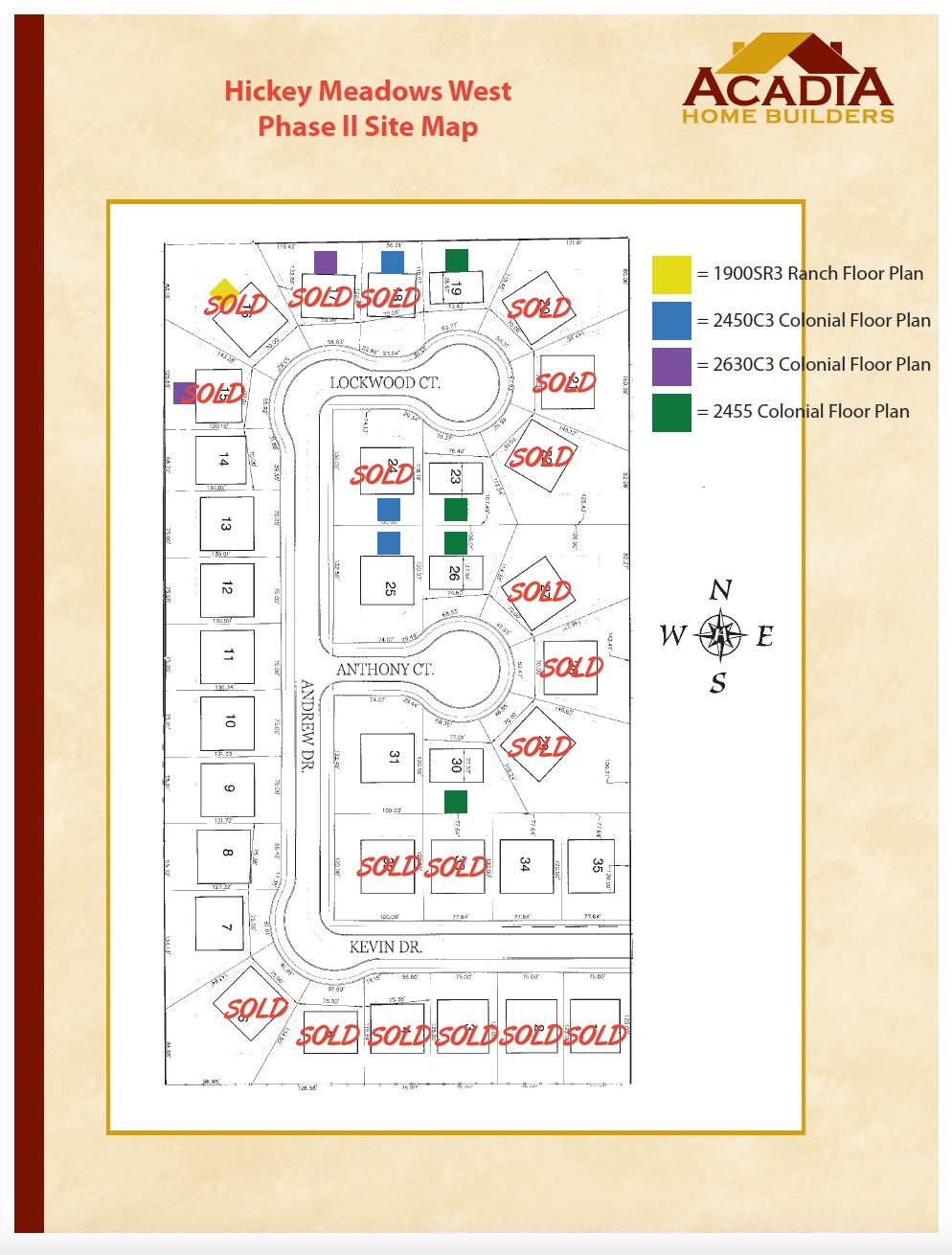 Hickey Map